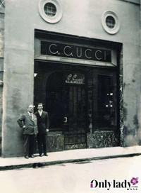 九十年奢华沉淀 Gucci重现时尚经典