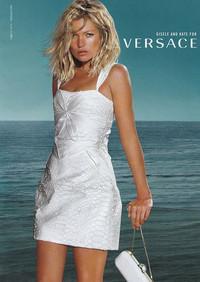 Versace 09春季广告大片曝光