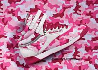 Reebok 09甜美春天款球鞋