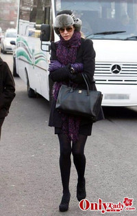 好莱坞女星们的CHANEL手袋