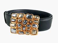 Prada推出高级定制皮带系列