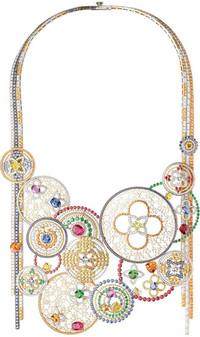 路易威登首个高级珠宝系列发布