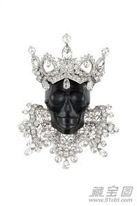 """Dior 最新高级珠宝""""Reines et Rois"""" 国王与皇后系列"""