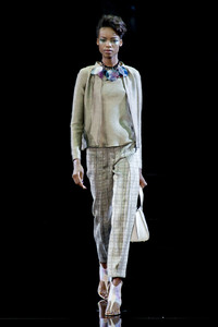 Giorgio Armani 2014春夏大秀压轴米兰时装周