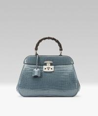 Gucci 呈现2013秋冬Lady Lock手袋系列