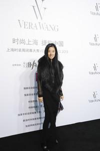 众星齐聚Vera Wang 大秀三系列惊艳上海