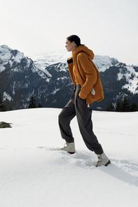 Hermès爱马仕2013秋冬滑雪系列
