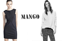 MANGO 2013 冬季lookbook