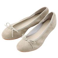 无印良品新款芭蕾舞鞋