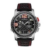 宝珀L-EVOLUTION系列双追针飞返计时腕表