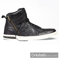 匡威2014新品限量版做旧篮球鞋