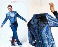 ETRO携手《小时代3:刺金时代》揭秘同款时装
