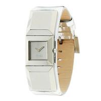 杜嘉班纳女士Dance系列金色镜面矿物水晶腕表