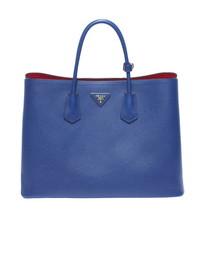 优质实用 Prada Double Bag 全球同步上市