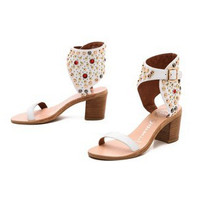 shopbop2014新品铆钉凉鞋