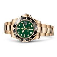 格林尼治/劳力士蚝式格林尼治型黄金腕表