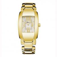 萧邦La Strada系列黄金腕表