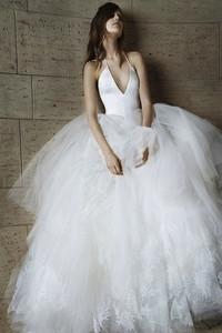 Vera Wang 2015春夏婚纱系列型录
