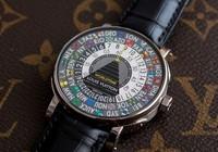 斑斓世界 路易威登Escale Worldtime世界时腕表