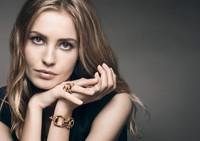 Nadja Bender演绎 Gucci2014珠宝与腕表系列时尚大片