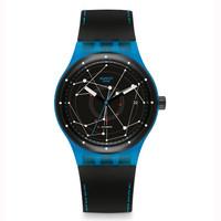 斯沃琪Sistem51法蓝腕表