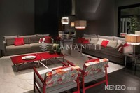 Kenzo Maison:营造绚丽家居的混血贵族