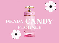 Prada新款香水 给你像花一样的美梦