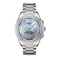 天梭2014新品T-Touch太阳能女士腕表
