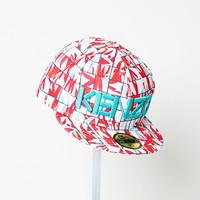 凯卓2014新品印花棒球帽