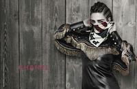 Chanel 2014早秋高级手工坊系列大片