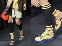 你需要一双Prada运动及膝袜