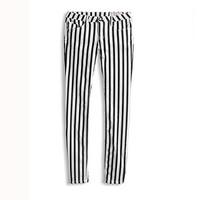 Esprit2014春夏女式条纹休闲裤
