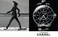 Chanel 香奈儿2014春夏腕表广告大片