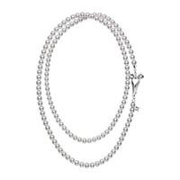 御本木Mikimoto经典款珍珠项链