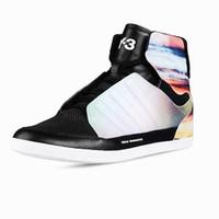 Y-3 2014新款男子高帮板鞋