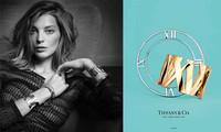 Tiffany蒂芙尼2014春夏Atlas系列珠宝大片