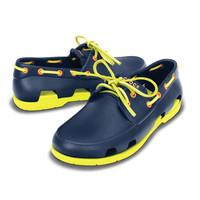 骆驰/Crocs2014新款男士海滩帆船鞋