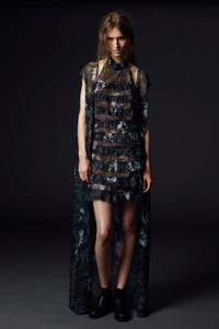 Vera Wang 2015早春度假系列时尚型录