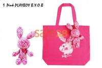 香港潮牌PLAYBOY 推出的限量版 PLAYBOY 小兔环保袋