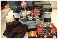 无印良品街拍袜 小店也有售 上海小店