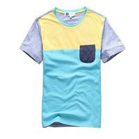 马克华菲SHAKE2014夏装新款男士短袖T恤