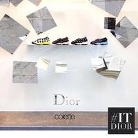 挡不住的运动风 Dior推出跑鞋系列