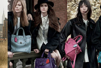 传奇摄影师Steven Meisel掌镜 COACH 2014年秋季系列全球广告宣传片