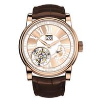 Roger Dubuis新款Hommage系列玫瑰金腕表