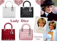 再现经典传奇 揭秘Lady Dior的优雅之路