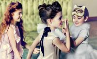 童装肆虐奢华风 时尚从娃娃抓起