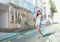 型自西卡,即刻闪耀 ——李宁牵手少女时代郑秀妍推出LI-NING X Jessica系列产品