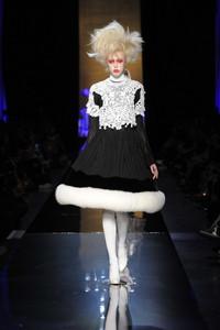 Jean Paul Gaultier 2014秋冬高级订制服饰系列