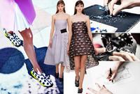 和高跟鞋说再见 Dior首款运动鞋华丽问世