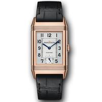 积家 2014新款自动上链日夜显示翻转腕表